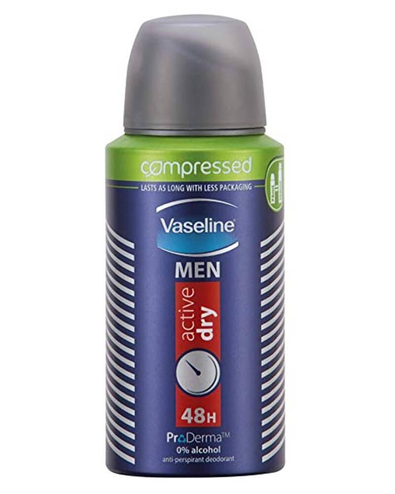 Vaseline Active Dry Deodorant Spray For Men 75 ml