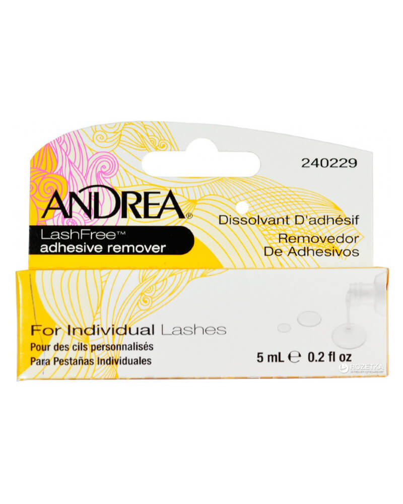 Andrea LashFree Adhesive Remover 5 ml