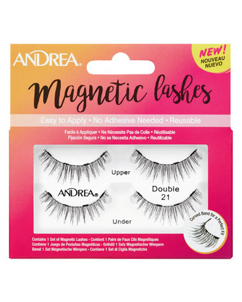 Andrea Magnetic Lashes Double 21