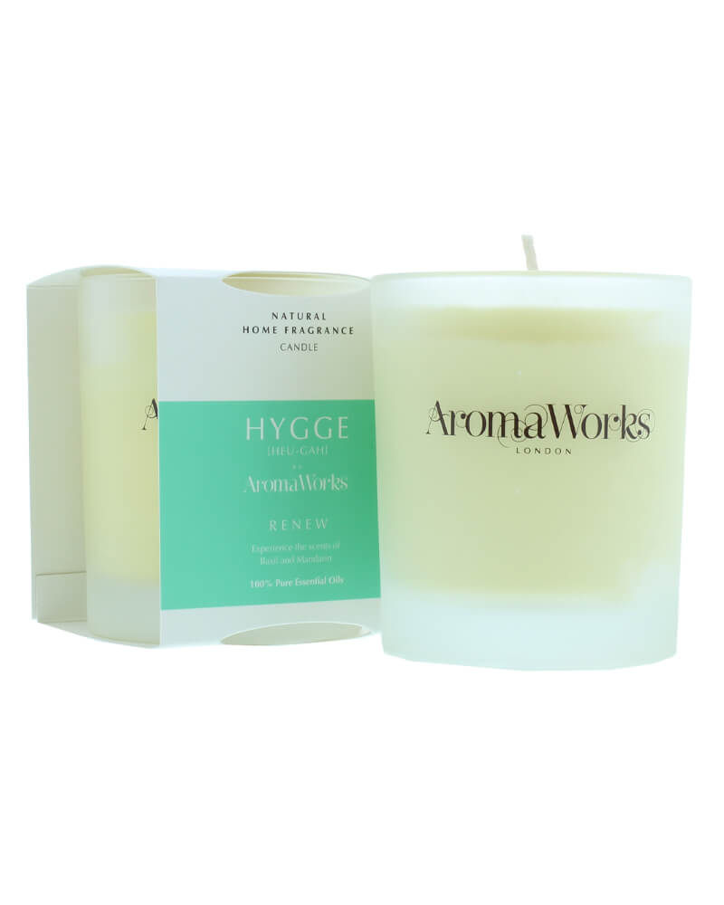AromaWorks Candle Hygge Renew 220 g