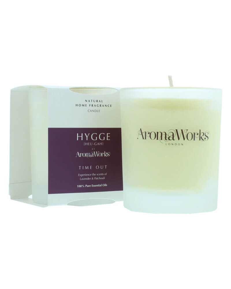 AromaWorks Candle Hygge Time Out 220 g