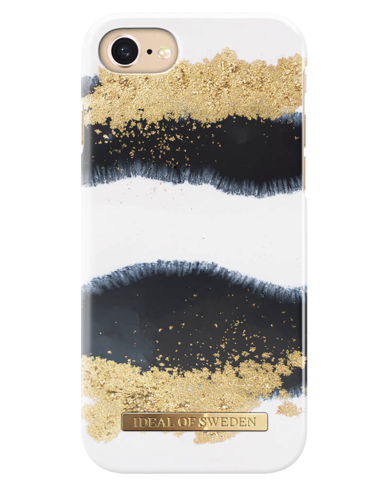 iDeal Of Sweden Cover Gleaming Licorice iPhone 6/6S/7/8 (U)