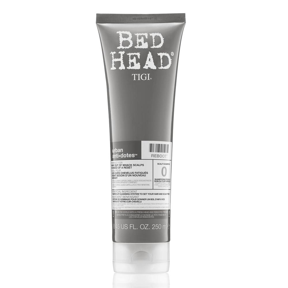 Tigi antidotes 0 Reboot Shampoo 250 ml