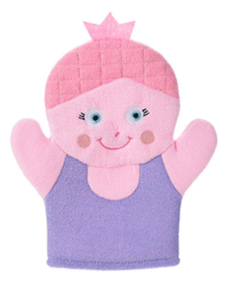 Baby Basic Bath Glove Princess