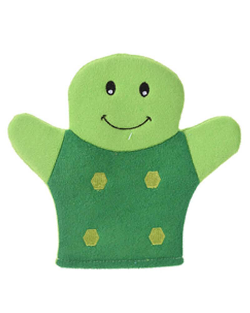 Baby Basic Bath Glove Turtle