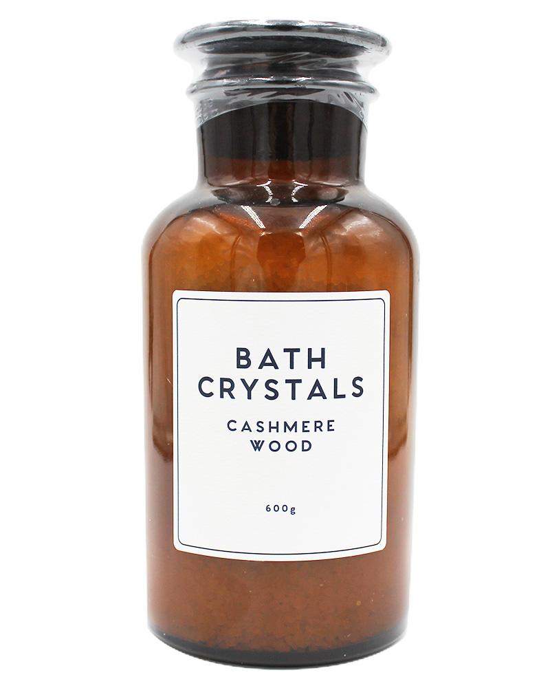 Wonder Spa Cashmere Wood Bath Crystals 600 g