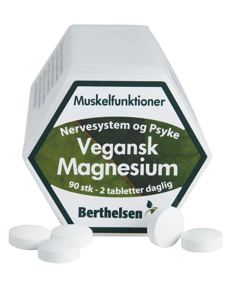 Berthelsen Naturprodukter Vegansk Magnesium