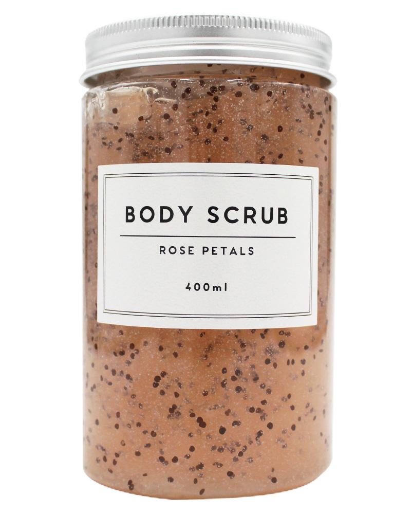 Wonder Spa Rose Petals Body Scrub 400 ml