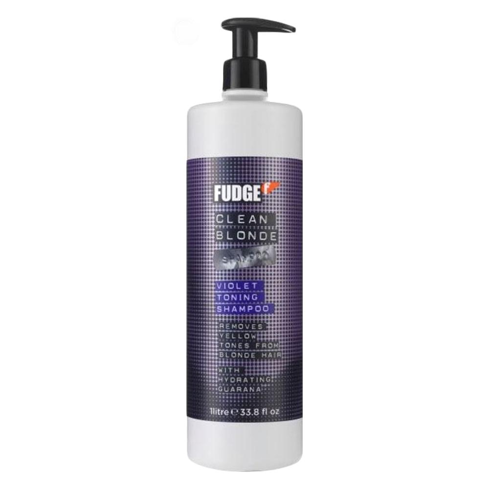Fudge CLEAN BLONDE shampoo (U) 1000 ml