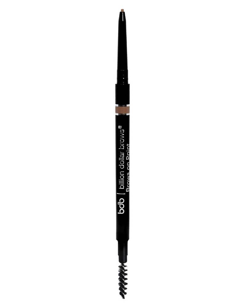 Billion Dollar Brows - Brows on Point Waterproof Micro Brow Pencil - Light Brown (U)
