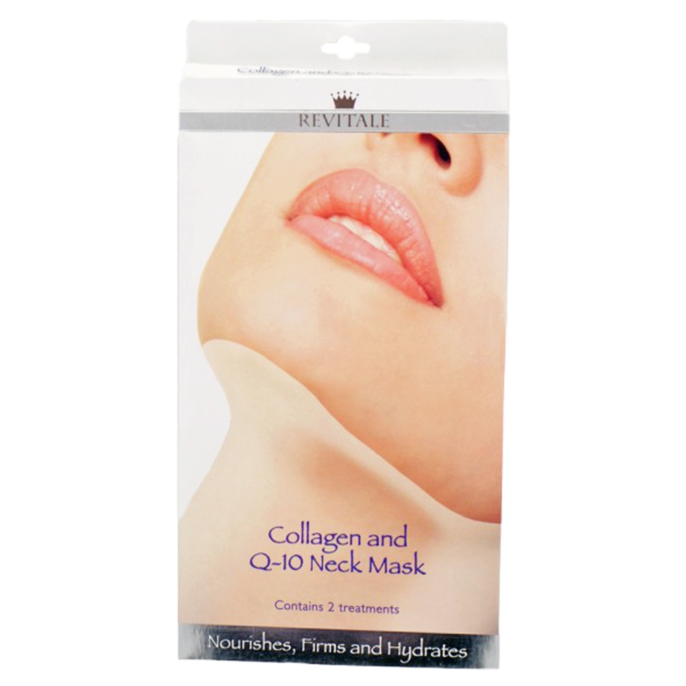 Revitale Collagen And Q-10 Neck Mask