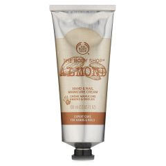 The Body Shop Almond Hand & Nail Manicure Cream 100 ml