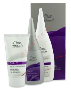 Wella Curl It Extra Conditioning Intense N/F sæt (U)