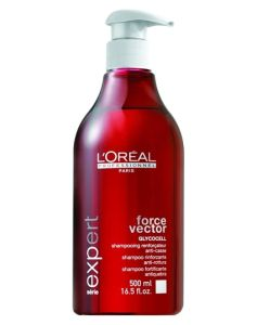 Loreal Force Vector  Shampoo (U) 500 ml