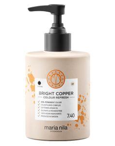 Maria Nila Colour Refresh - Bright Copper 7,40 300 ml