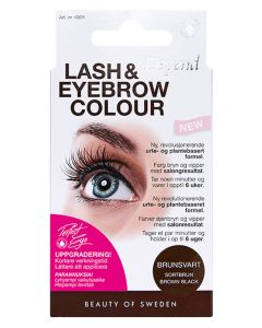 Depend Lash & Eyebrow Colour - Brown Black Art. 4905
