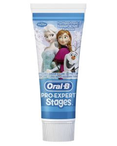 Oral B Tandpasta Frozen - Fruit