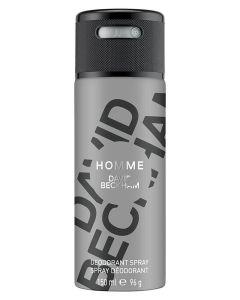 David Beckham Homme Deodorant Spray 150 ml