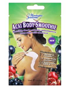 Montagne Jeunesse Acai Body Smoothie 20 ml