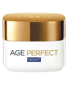 Loreal Age Perfect Re-hydrating Cream Night 50 ml