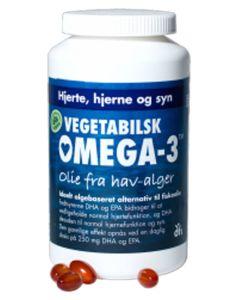 Berthelsen Naturprodukter - Vegansk Algeolie