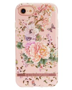 Richmond And Finch Peonies & Butterflies iPhone 6/6S/7/8 Cover