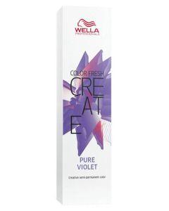 Wella Color Fresh Create Pure Violet 60 ml