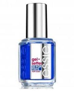 Essie Gel Setter 3D Pop Tints Blue 13 ml
