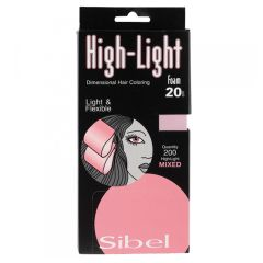 Sibel High-Light Foam 20 cm 200 stk 4333081
