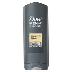 Dove Men + Sensitive Clean 250 ml
