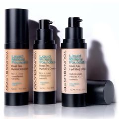Youngblood Liquid Mineral Foundation - Sun Kissed 30 ml