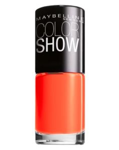 Maybelline 191 ColorShow - Orange Fix 7 ml