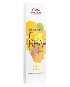 Wella Color Fresh Create Uber Gold 60 ml