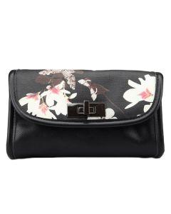 Gillian Jones Makeup Pung Black Butterfly - Art: 7147-77