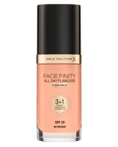 Max Factor Facefinity 3 in 1 Bronze 80 - 30 ml
