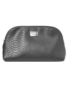 Gillian Jones Cosmetic Bag Black Snake Art: 10742-00