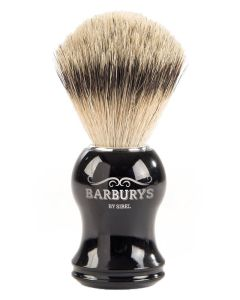 Barburys Shaving Brush - Light Silhouette