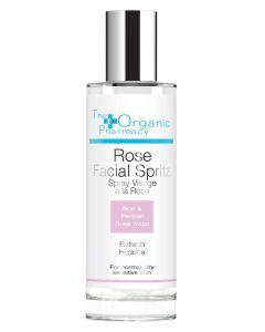 The Organic Pharmacy Rose Facial Spritz 100 ml