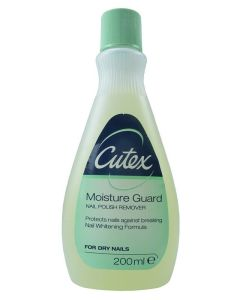 Cutex Moisture Guard Nail Polish Remover 200 ml