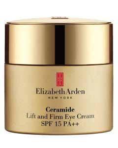 Elizabeth Arden - Ceramide - Lift and Firm Eye Cream SPF 15 PA++ 15 ml