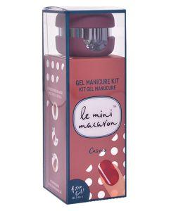 Le Mini Macaron Gel Manicure Kit Cassis 10 ml