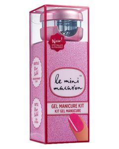 Le Mini Macaron Gel Manicure Kit Rose Gold 10 ml