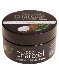 Idento Coconut Charcoal Tooth Whitening