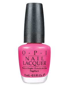 OPI 263 La Paz-itively Hot 15 ml