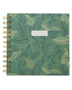 Krea Note Book Gold Leafs