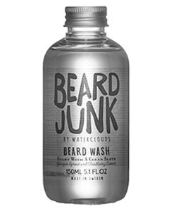 Beard Junk By Waterclouds - Beard Wash  150 ml