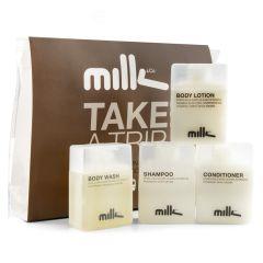 Milk & Co Take A Trip Travel Pack Men
