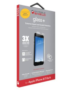 Invisible Shield Glass+ iPhone 6/6s/7/8 Panserglas