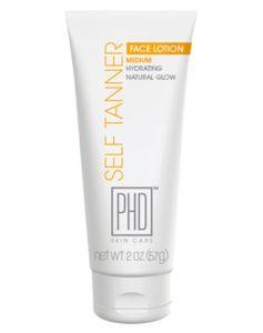 PHD Self Tanner Face Lotion - Medium 59 ml