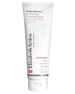 Elizabeth Arden - Visible Difference Skin Balancing Exfoliating Cleanser  125 ml